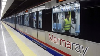 Marmaray Railway Tunnel