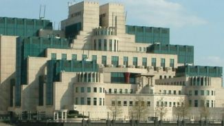 MI6 Head Quarter in Central London