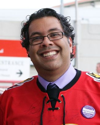 Naheed Nenshi Mayor of Cagary , Alberta , Canada 2013