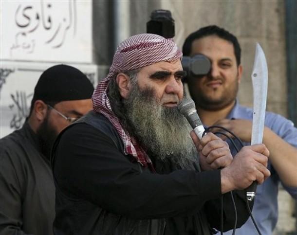 Mideast Jordan Salafi Protest