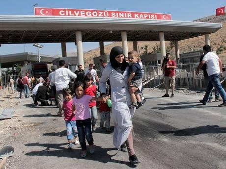 Syrian Alvi Refugees in Turkey
