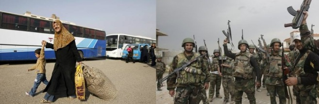 Syrian Army ReCapture Major areas