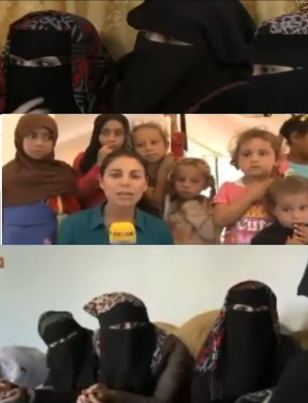 Syrian Girls being Sold
