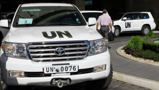 Syrian Govt Started Destroying Chemical Weapons in Presence of UN Team