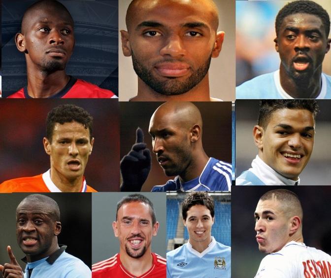 Top 10 Muslim Foot Ball Players