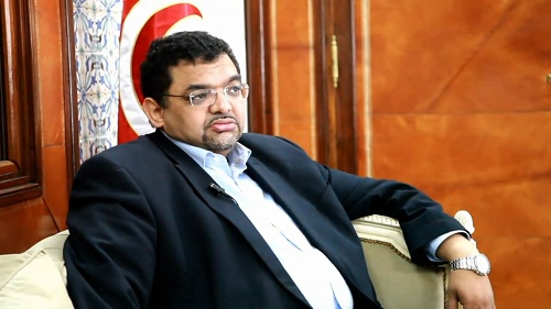 Tunisian Ennahda party official Lotfi Zitoun