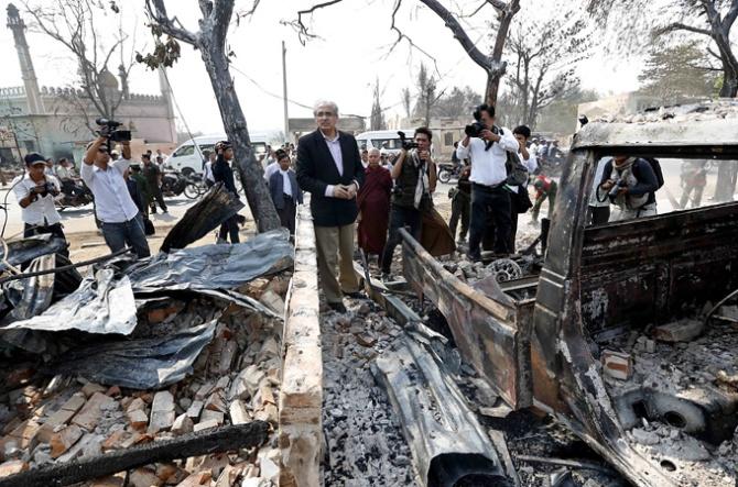 Violence against Muslims of Myanmar Unstopable