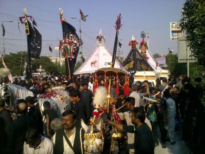 10th Muharram 2013