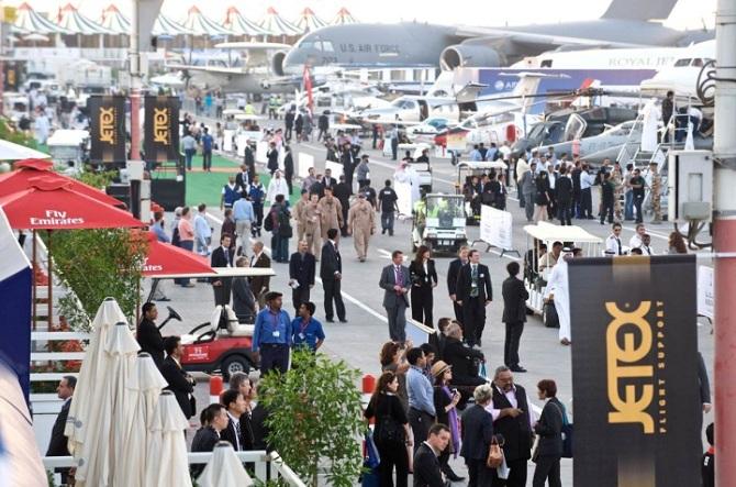 13th Dubai Airshow 2013