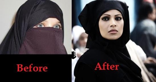 Veshjet e grave myslimane në vende të ndryshme! Australian-bans-naqab-allows-hijab