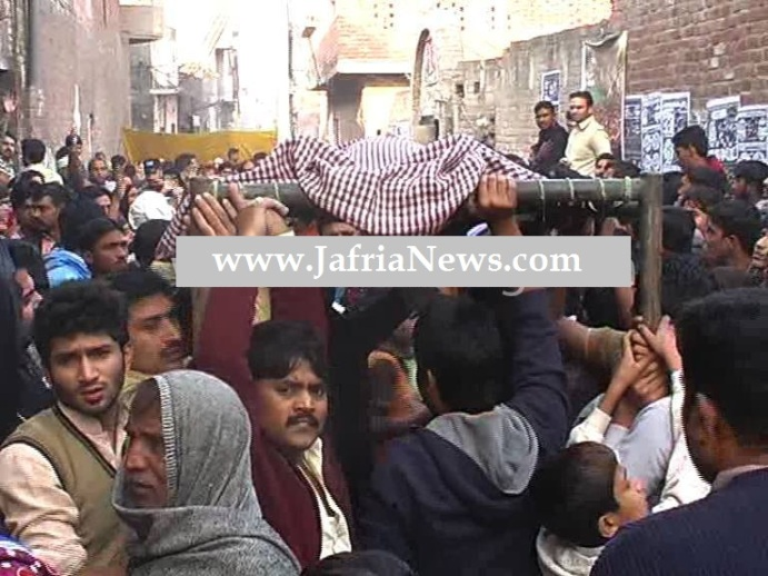 Gujranwala Shia Target Killing of 3 Momineen ,
