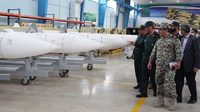 Iran starts Mass Production of the Missile Syed - 2