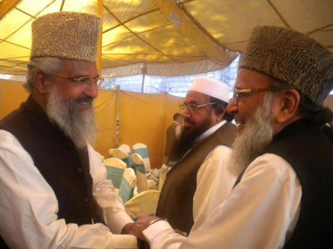 JI's Ameer with SSP's Ameer , One Mission 2 Organisations
