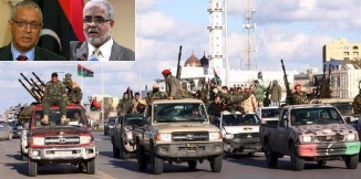 Libyan PM and Deputy Spy Chief abducted by Militias