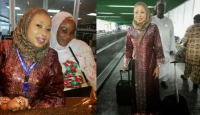 Nigerain Movie Star Lizzy Anjorin embraces Islam