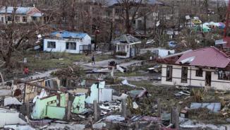 Phlippine Typhoon Death Toll reaches 10,000