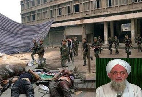 Syrian forces successive Victories , Al Qaeda Retreats