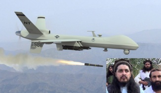 US Drone Kills TTP Cheif Hakimullah Mehsud