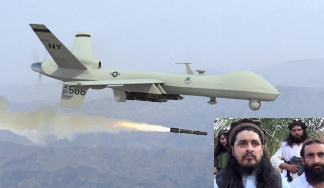 US Drone Kills TTP Cheif Hakimullah Mehsud
