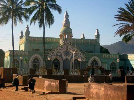 Zambian Mosque