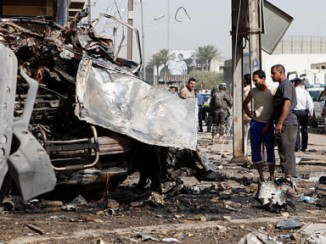 67 Killed 138 injured in violent attack in iraq