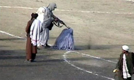 Afghan Taliban Execute Women