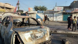 Bombings kill 16 in Baghdad province