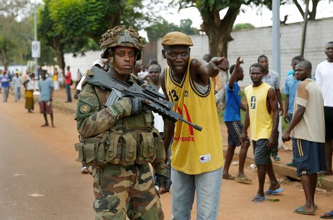 Christian Mobs Burned Down a Mosque in Central African Republic