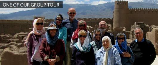 Iranni Tourist Industry