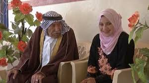 Iraqi 92 Years Old Man Marries 22 Year Old Girl a