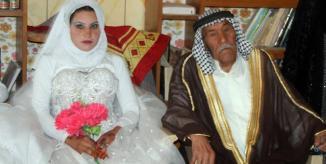 Iraqi 92 Years Old Man Marries 22 Year Old Girl
