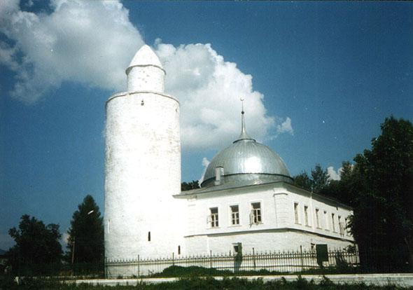 Khan Mosque , Kasimov Town , Russia