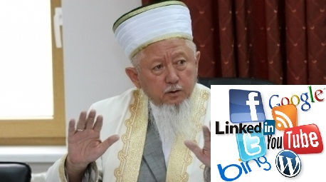 Khazakhstan's Muslims Leaders on Social Media