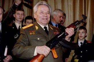 Mikhail Kaashnikov b