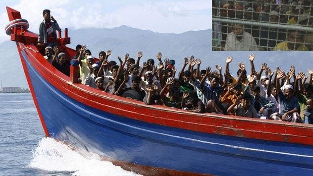 Rohingya Muslims Deported from Bangkok