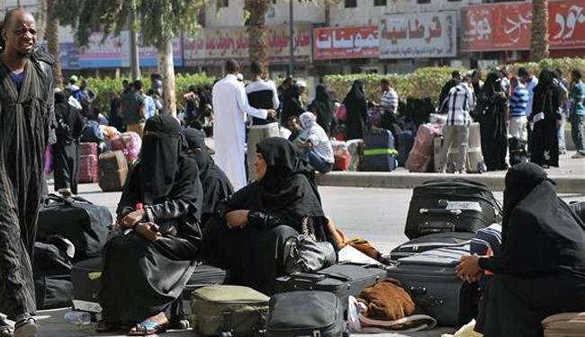 Saudi Arabia in crisis over migrant workers deportation