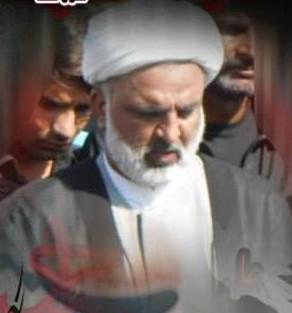 Shaheed Molana Deedar Hussain Jalbani 03 Dec 2013 , Karachi a
