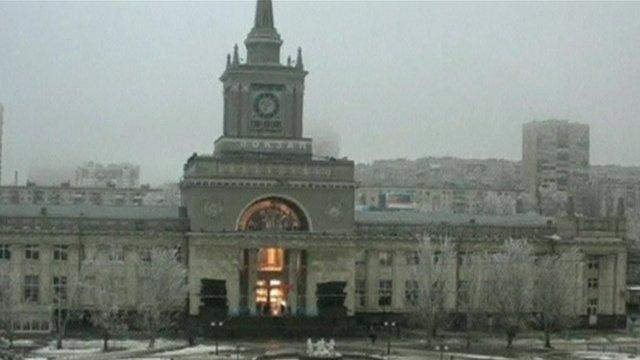 Suicide Bomber Blast at Volgograd , Russia