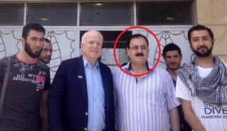 Syria's top rebel commander ran away to Doha