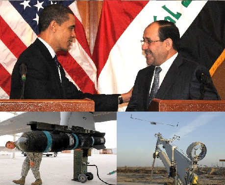 US Sends Hellfire Missiles and Scan Eagle Drones to Iraq