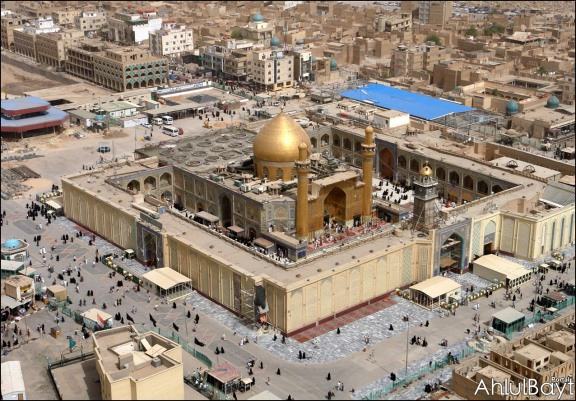 5 Towns Planned near Najaf