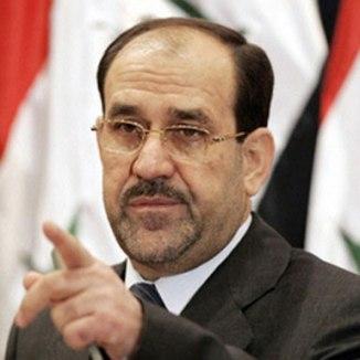 Iraqi Prime Minister Nouri al Maliki