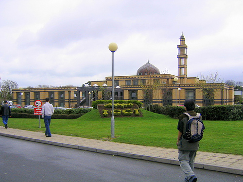 Ireland's Biggest Mosque