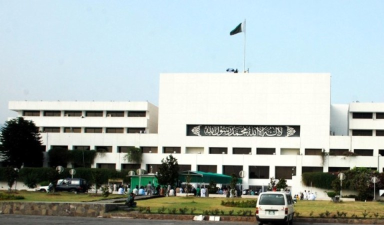Pakistani Parliament House , Islamabad