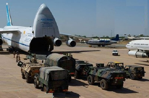 Russian Military Aid to Syria Gears Up