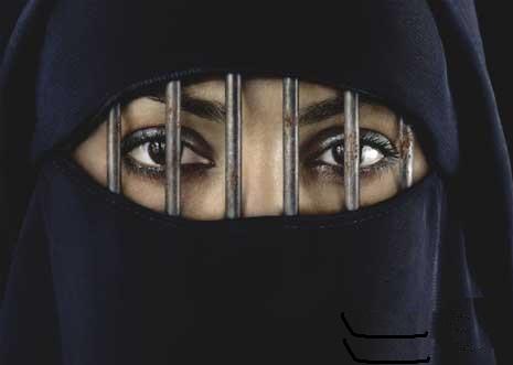 Saudi Caged Women
