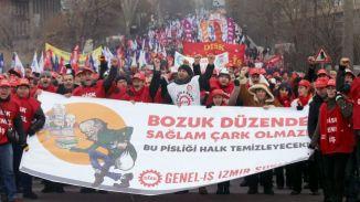Turkish Protest against Ergogan Government