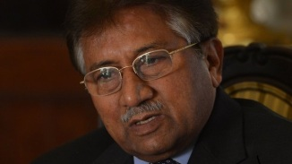 Ex President of Pakistan General Pervaiz Musharaf a