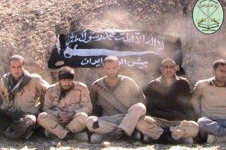Irani Abducted Garuds By Jaish Al Adl