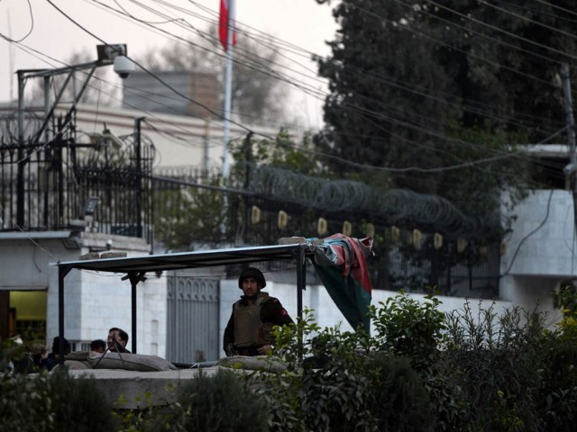 Irani Consulate attacked in Peshawar